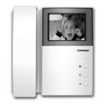 Commax DPV-4BE - видеодомофон 4-х проводный