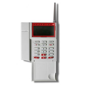 ПУП-Р - пульт управления и программирования пожарный радиоканальный