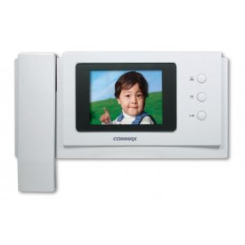 Commax CDV-40N — цветной видеодомофон с трубкой на 2 камеры
