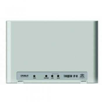 Тандем IP-И - устройство оконечное объектовое автоматического вызова по сетям GSM и Ethernet/Internet