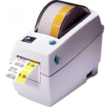 Zebra TLP 2824 - настольный принтер этикеток