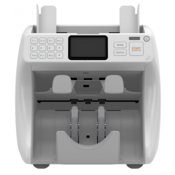 SBM SB-1050 - экономичный двухкарманный счетчик банконт